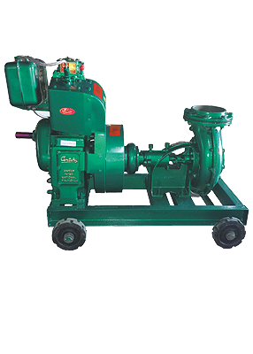 10HP A/C Engine Pump